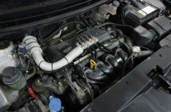 Сколько масла в двигателе Kia G4FC