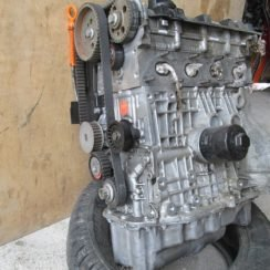 Сколько масла в двигателе BCA