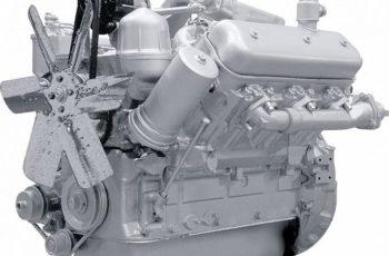 Какое масло заливать в двигатель ЯМЗ 236