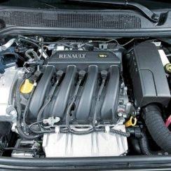 Какое масло заливать в двигатель Renault K4M