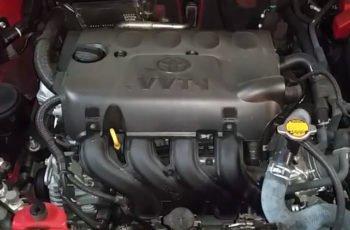Какое масло заливать в двигатель Toyota 1NZ FE