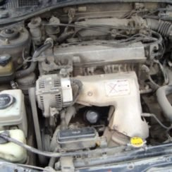 Сколько масла в двигателе Toyota 4S FE