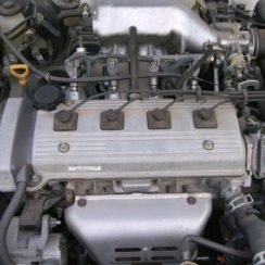 Какое масло заливать в двигатель Toyota 5A FE