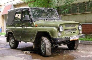 Сколько масла в двигателе УАЗ-469