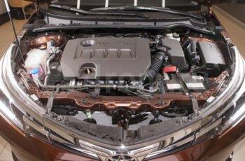 Какое масло заливать в двигатель Toyota 1ZR FE