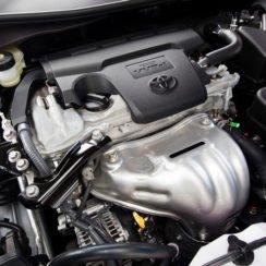 Сколько масла в двигателе Toyota 2AR-FE