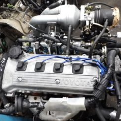 Сколько масла в двигателе Toyota 5E FE
