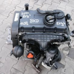 Сколько масла в двигателе BKD 2.0 TDI