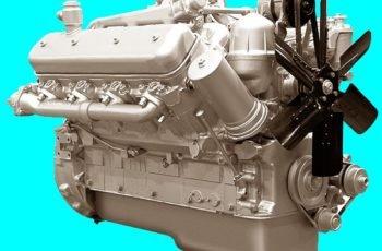 Какое масло в двигателе ЯМЗ 238