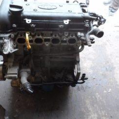 Какое масло заливать в двигатель Kia G4FC