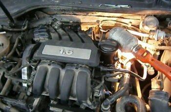 Какое масло заливать в двигатель 1.6 BSE