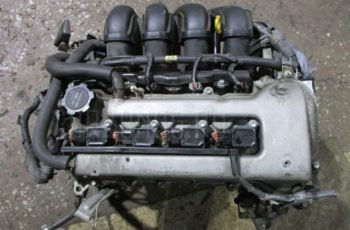 Сколько масла в двигателе Toyota 1ZZ FE