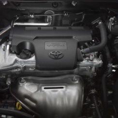 Какое масло заливать в двигатель Toyota 2AR-FE