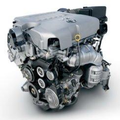 Сколько масла в двигателе Toyota 2GR FE
