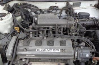 Какое масло заливать в двигатель Toyota 4A FE