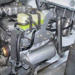 Сколько масла в двигателе ЗМЗ-409