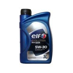 Детальный обзор моторного масла ELF EVOLUTION 900 SXR 5W30 синтетика