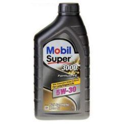 Детальный обзор моторного масла MOBIL Super 3000 X1 Formula FE 5W-30 синтетика