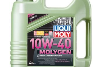 Детальный обзор моторного масла Liqui Moly Molygen New Generation 10W-40 полусинтетика
