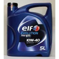 Детальный обзор моторного масла ELF Evolution 700 STI 10W/40 полусинтетика
