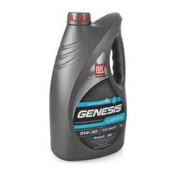 Детальный обзор моторного масла Lukoil Genesis Claritech 5W-30
