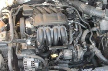 Сколько масла в двигателе 1.6 AVU