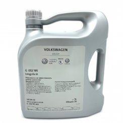 Детальный обзор моторного масла Volkswagen LongLife III 5W-30 синтетика