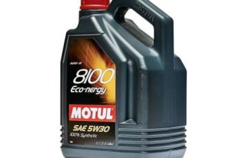 Детальный обзор моторного масла Motul 8100 Eco-nergy 5W-30
