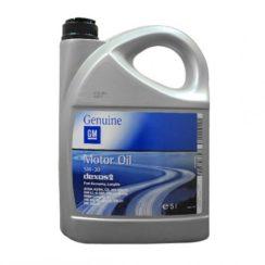 Детальный обзор моторного масла GM Dexos2 5W30 синтетика