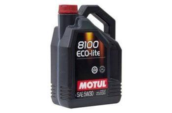 Детальный обзор моторного масла Motul 8100 Eco-Lite 5W30