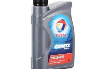 Детальный обзор моторного масла Total 10w-40 Quartz 7000