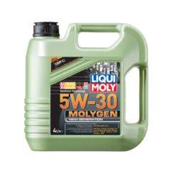 Детальный обзор моторного масла Liqui Moly Molygen New Generation 5W-30 синтетика