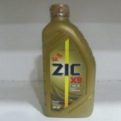 Детальный обзор моторного масла ZIC X9 5W-30