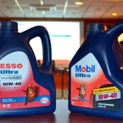 Обзор моторного масла Mobil Ultra 10W40 полусинтетика