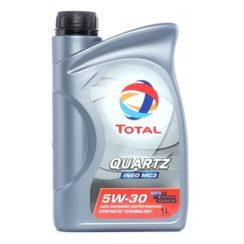 Честный обзор моторного масла Total Quartz Ineo MC3 5W-30