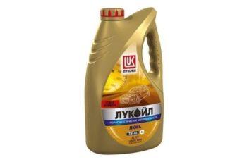 Детальный обзор моторного масла Лукойл Люкс SL/CF 5W-40