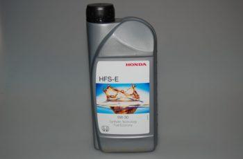 Детальный обзор моторного масла Honda 5W30 синтетика