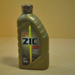 Детальный обзор моторного масла ZIC X9 5w-40