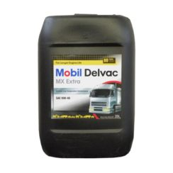 Детальный обзор моторного масла Mobil Delvac MX Extra 10W-40