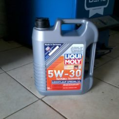 Детальный обзор моторного масла LIQUI MOLY Leichtlauf Special LL 5W/30 SL/CF