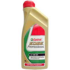 Детальный обзор моторного масла Castrol EDGE Professional 0W30 (A3, A5) синтетика